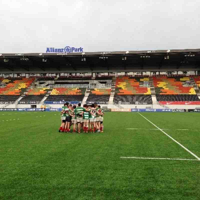 Cheshunt Under 18 Allianz Park v Fullerians