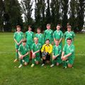 Aylesbury United Juniors FC vs. Harefield Youth Reds
