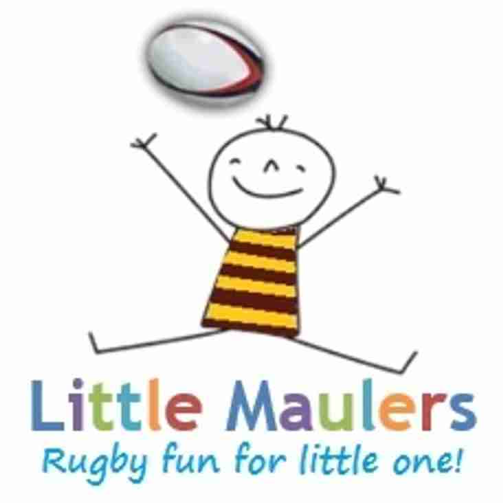 LITTLE MAULERS NOW AT IPSWICH YM