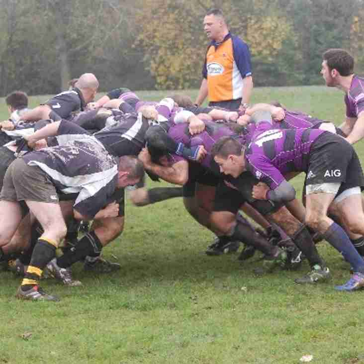 Oxfordshire Plate County Cup Semi Final