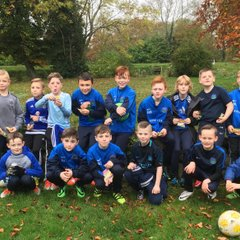 2007's at Footgolf - Oct 2016