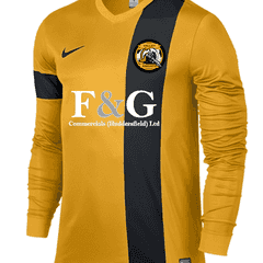 New Sponsor for 2015/16 Season
