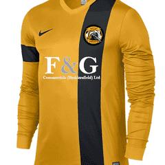 New Sponsor for 2015/16 Season