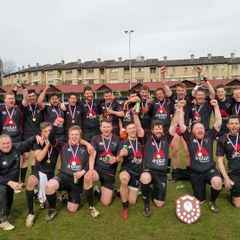 Gosford crowned Oxfordshire Shield Champions at Iffley Road