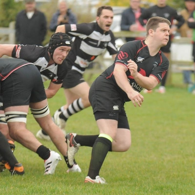 GOSFORD BEATEN BY A SINGLE POINT IN HIGH SCORING GAME AT STOW RFC
