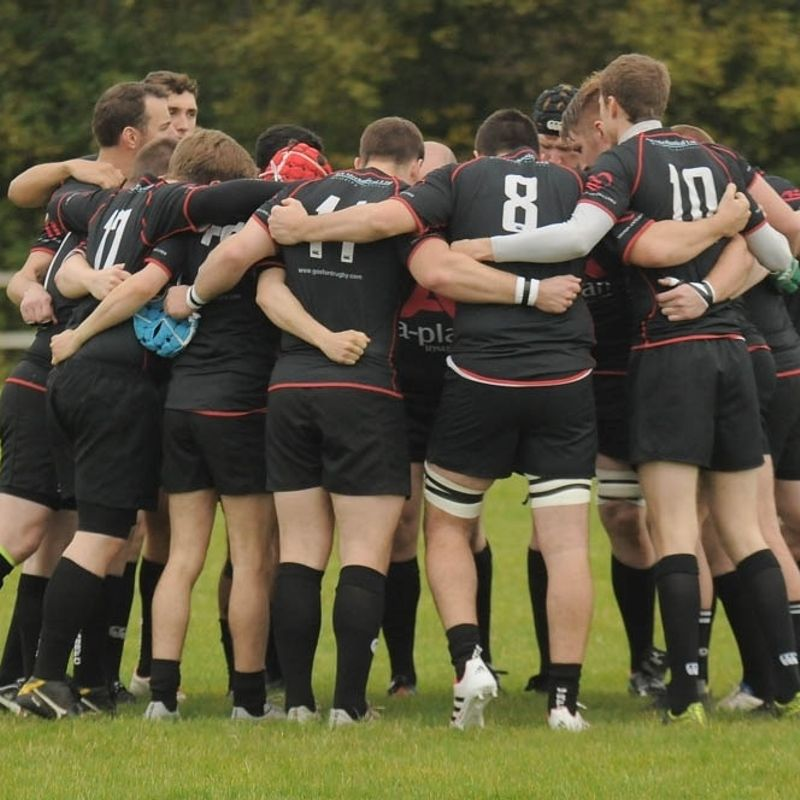 WEAKENED ALL BLACKS SIDE PUT TO THE SWORD BY POWERFUL THATCHAM RFC