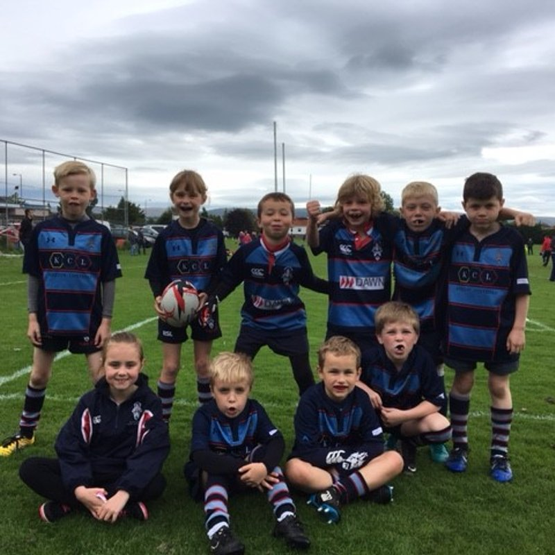 Allan Glen's P4s v Birkmyre & Strathendrick - 5th November 2017