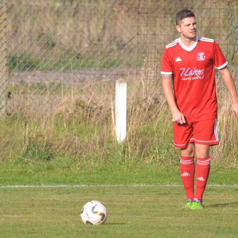 Welbeck Lions Reserves 2 - 4 Crowle Colts