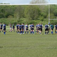 Merlins v Sharks 9th May 2015