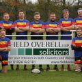 Evesham 13 Leamington 12