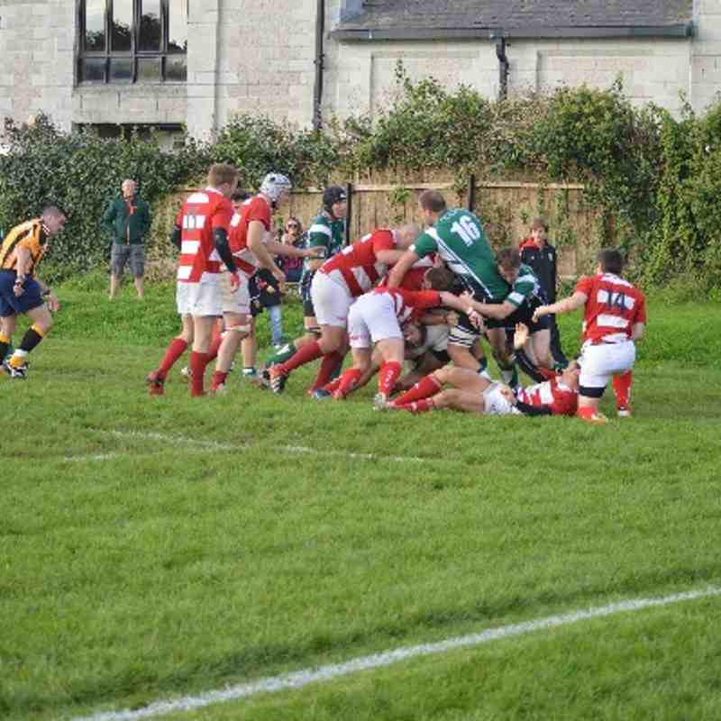 Chiefs vs Sidmouth