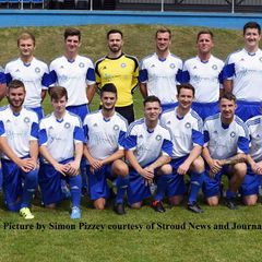 1st Team v Wokingham & Emmbrook - 8th August 2015