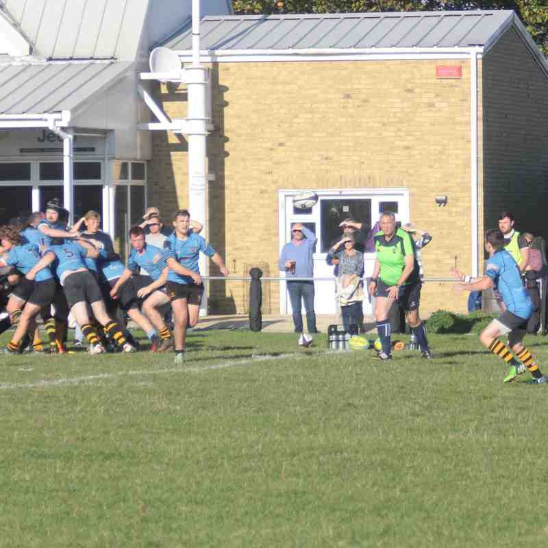 D&B 2nd XV vs Canterbury 29th October 16