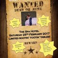 TWRFC Youth & Juniors Ball - 25th February 2017 at the Spa Hotel