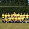 Lymington Mariners XV lose to Fawley 7 - 44