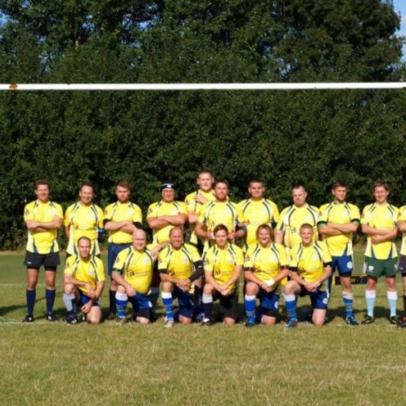 Lymington Mariners XV lose to Southampton 33 - 42