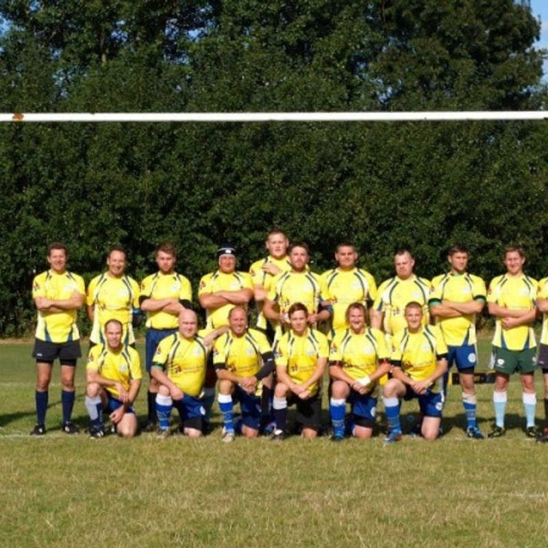 Lymington Mariners XV lose to Stoneham 26 - 18