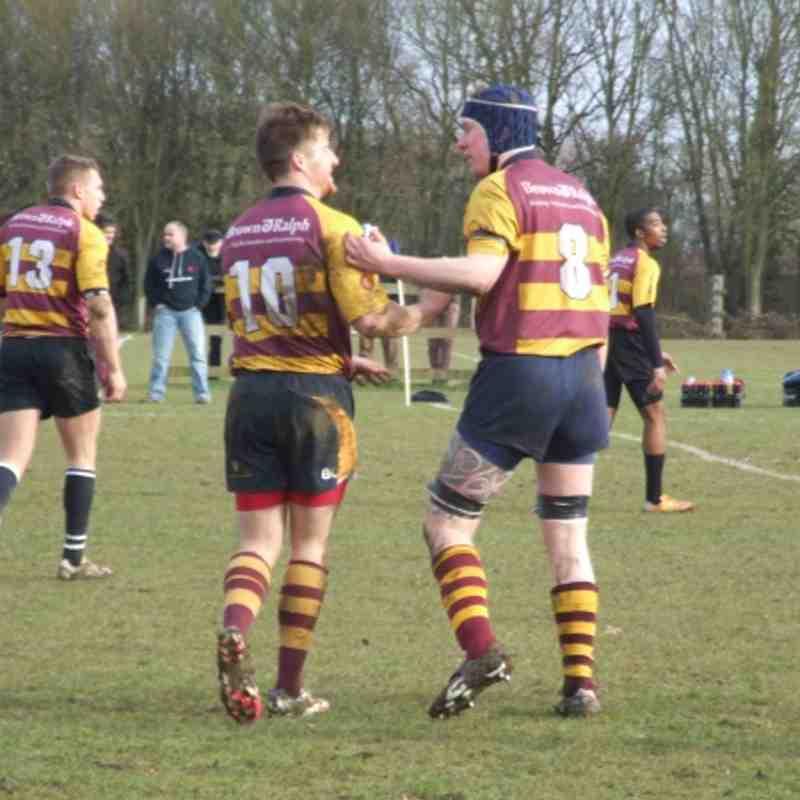 Stowmarket Oaks vs Ipswich YM