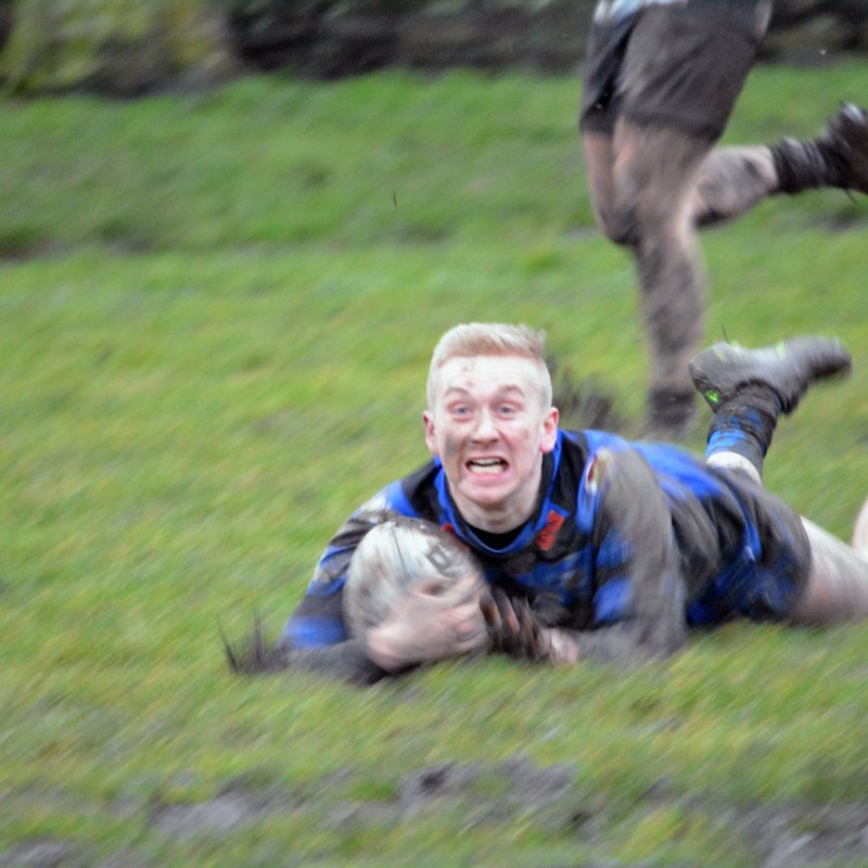 Bury come out top in mud bath at Wyke