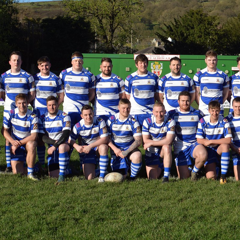 Queensbury (YML Summer) beat Hunslet Club Parkside 10 - 28