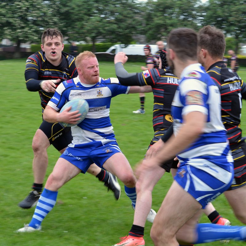 6 from 6 as Hull Wyke put to the sword