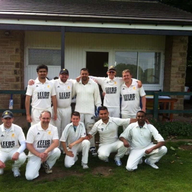 South Milford CC A vs. Headingley Bramhope CC B