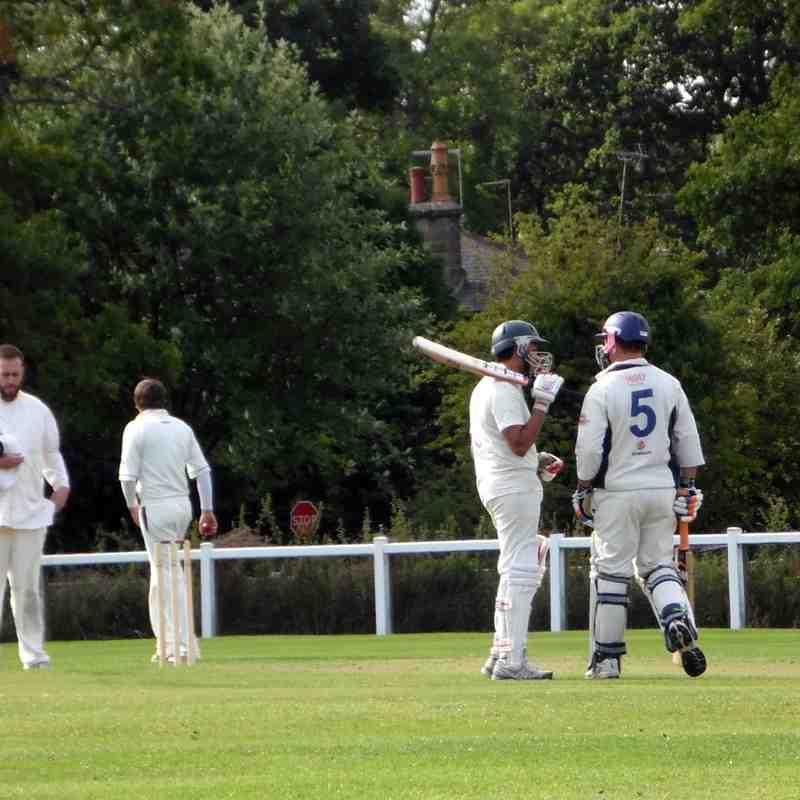 Headingley Bramhope A v Scarcroft A 6/9/15