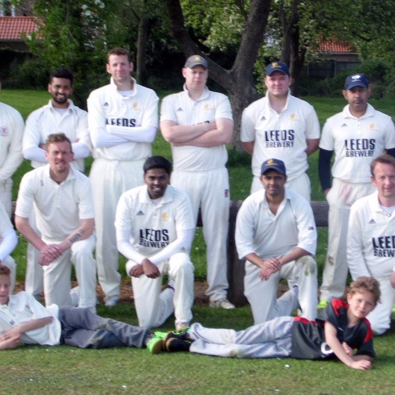 Thorner Mexborough CC vs. Headingley Bramhope CC