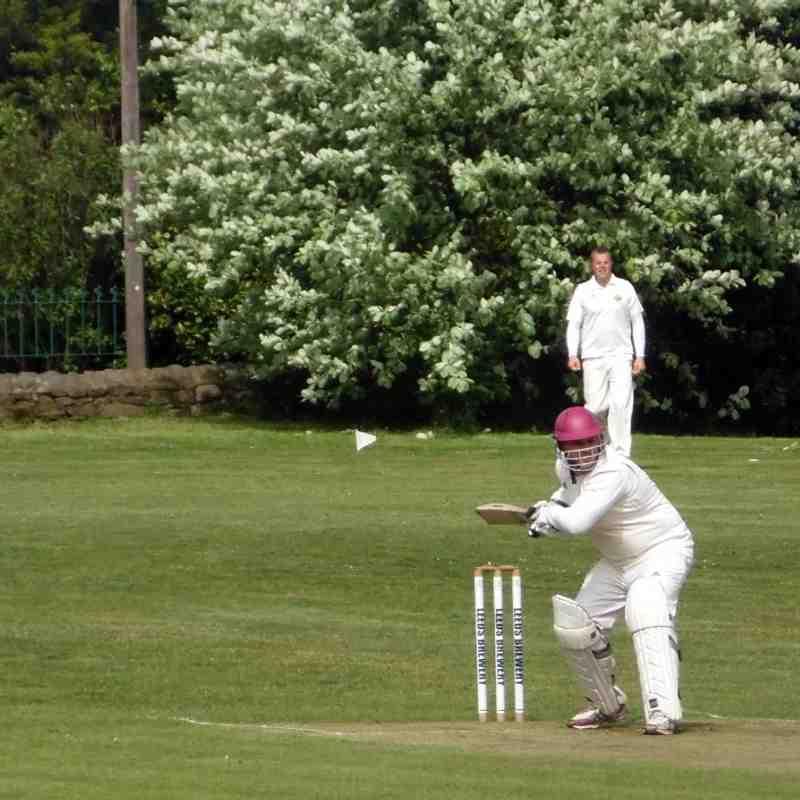 Headingley Bramhope Cricket Club v Meanwood CC