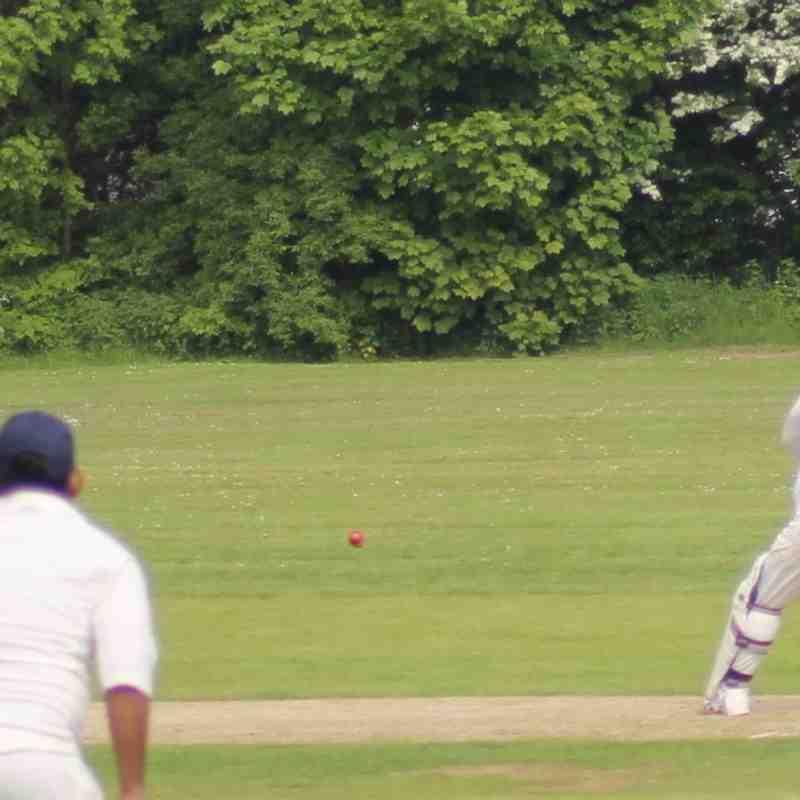 Headingley Bramhope v Saxton 05/06/16