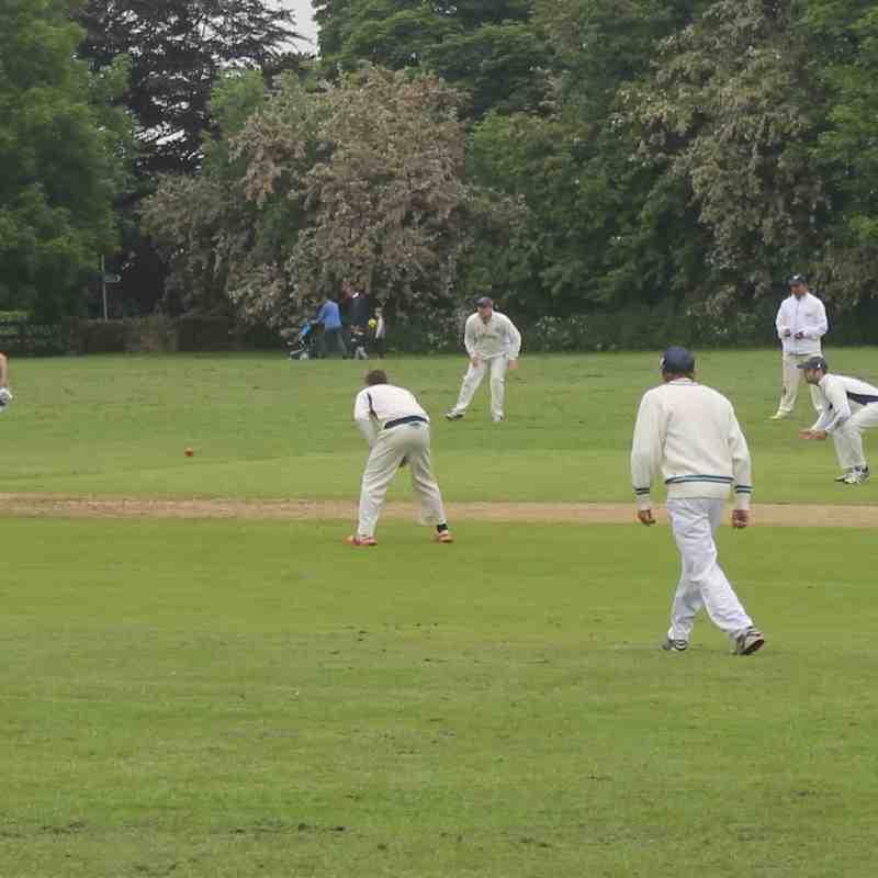Headingley Bramhope cc v Rufforth CC 11/6/16