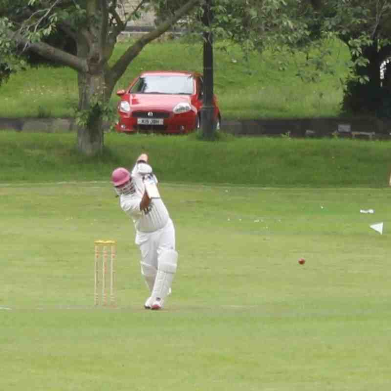 St Chads CC v Headingley Bramhope Cricket Club 18/06/16