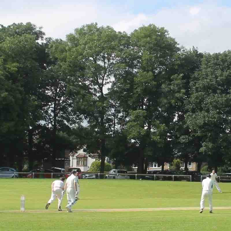 Headingley Bramhope CC v Garforth Parish Church CC 16/7/16