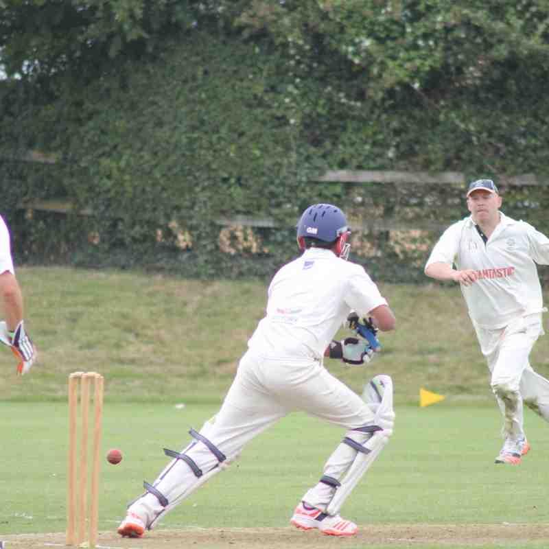Saxton CC v Headingley Bramhope CC 20th August 2016