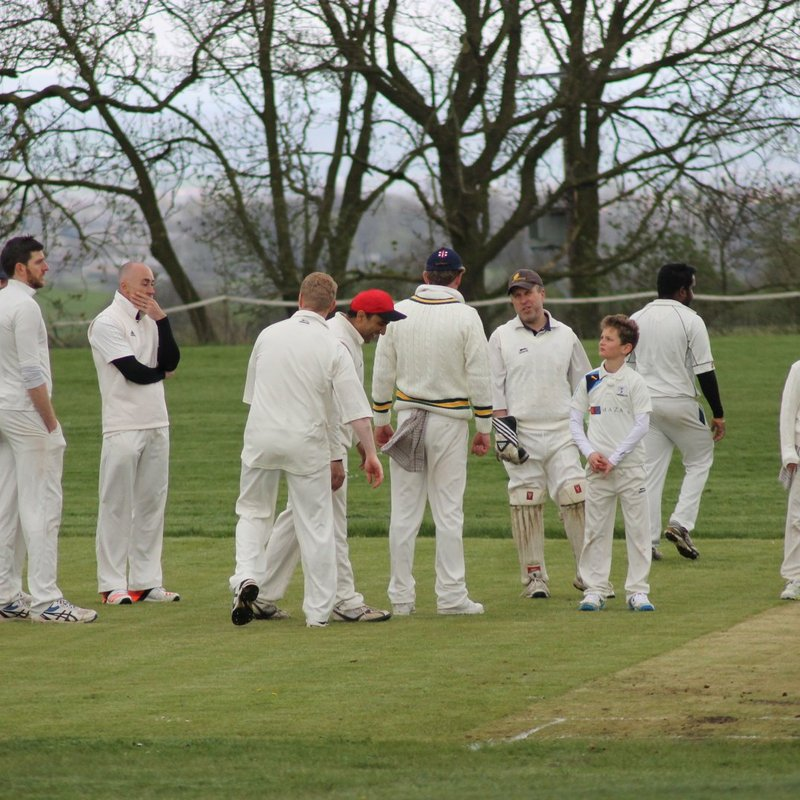 Bilton in Ainsty CC A vs. Headingley Bramhope CC A