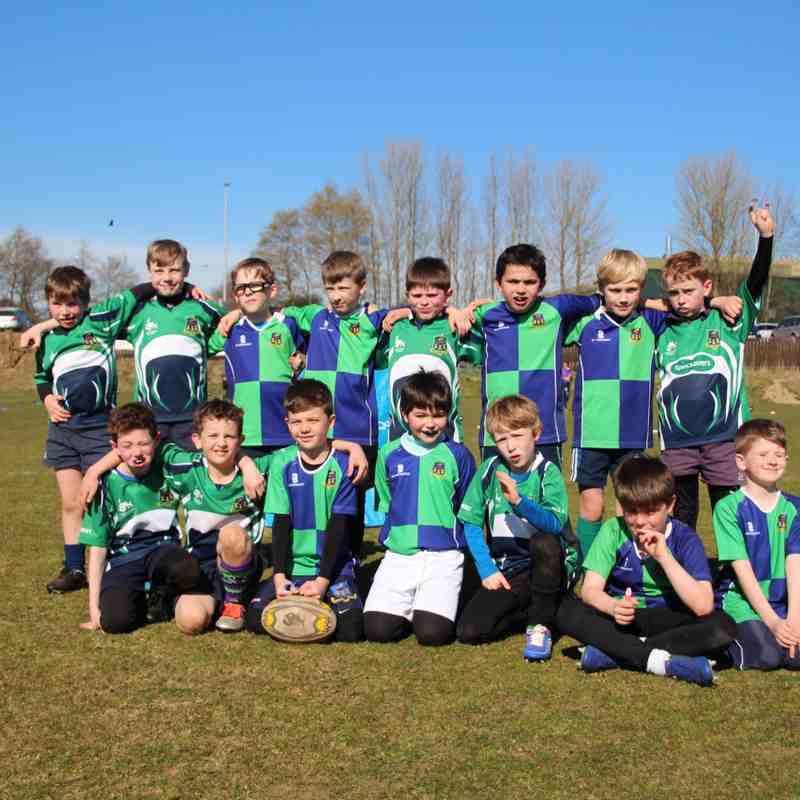 P4's at Ellon Tournamnet - 26th March 2017