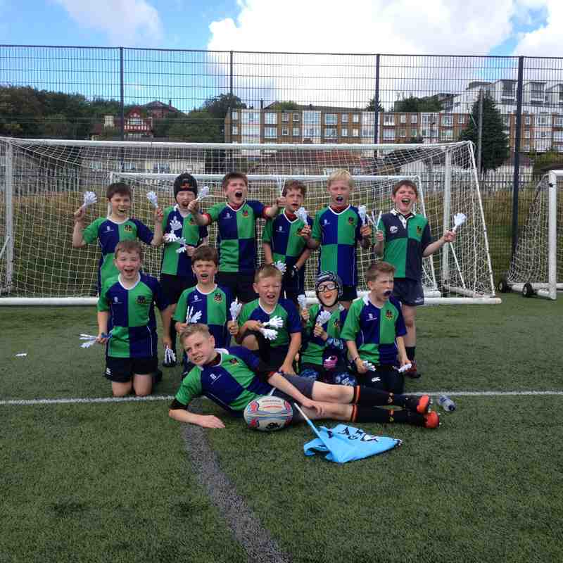 Wands P5 at Scotstoun Sat 09th Sept
