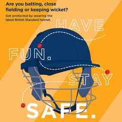 Does Your Helmet Pass The Test? - New ECB Helmet Guidance
