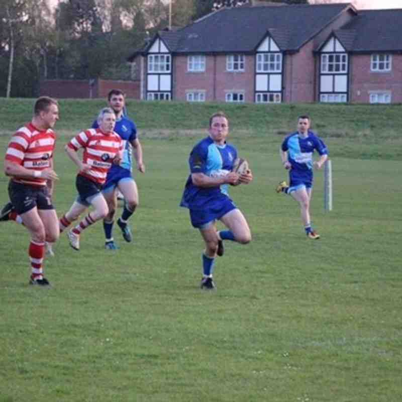 Garstang vs Vale of Lune 2nds