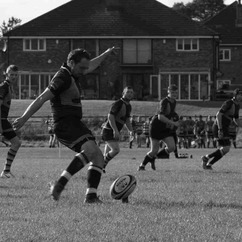 1st XV vs Bury
