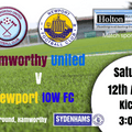 Hamworthy Utd v Newport IOW