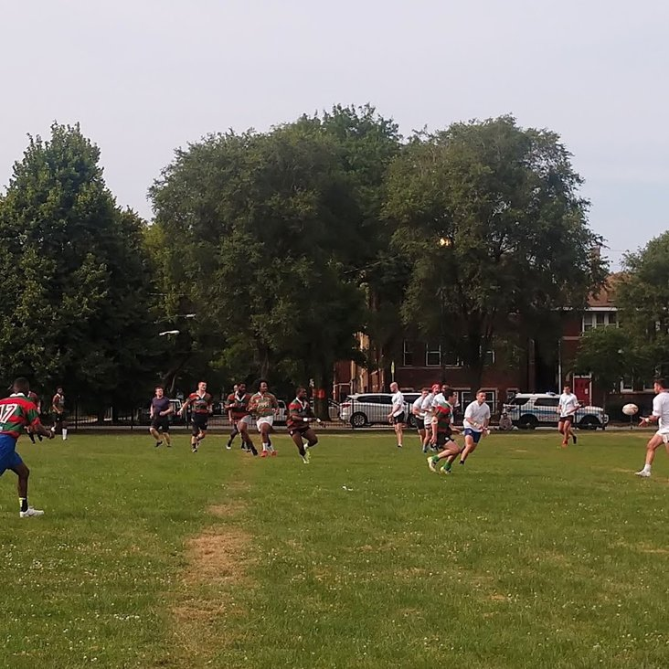Chicago Stockyarders 26 Cleveland RL 36 (July 28th 2018)<
