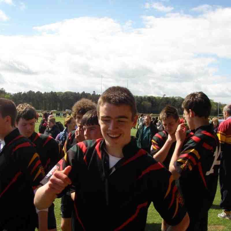 Caley U16 Bowl