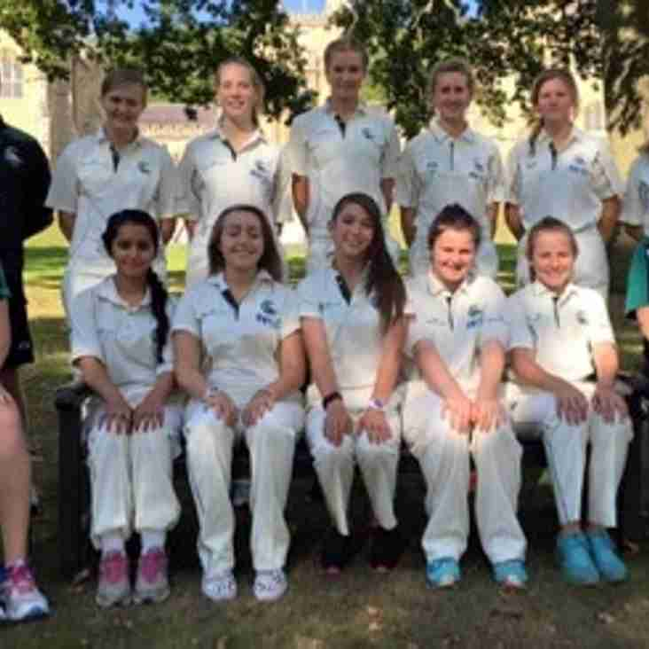 Malvern festival for Girls Under 15
