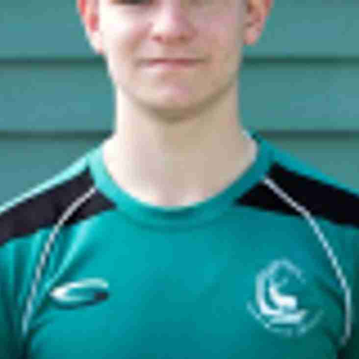 Jack Davies in World Cup squad
