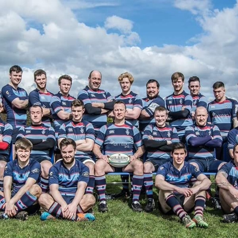 2nd XV beat Cumnock 2XV 28 - 0