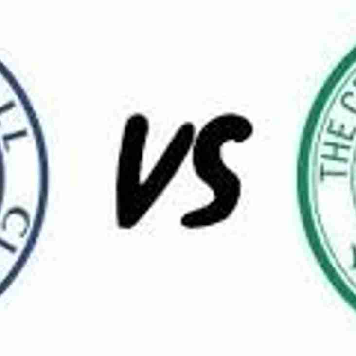 RANGERS v CELTIC CHARITY FOOTBALL GAME