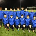 Greenisland 2003 FC beat Barn Utd U16's 3 - 0