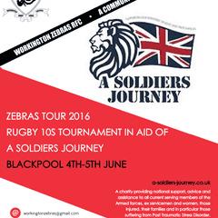 Zebras Tour 2016