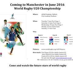 U20 World Cup Tickets Available